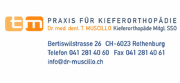 Praxis für Kieferorthopädie, Muscillo